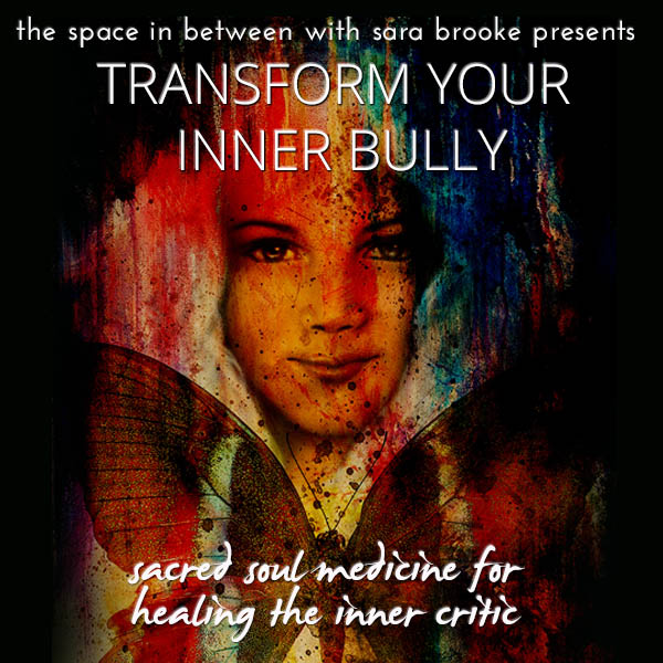 Transform Your Inner Bully Ritual Cover