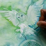Soul Lover Interview #5 : Soulbird Art with Roberta Orpwood
