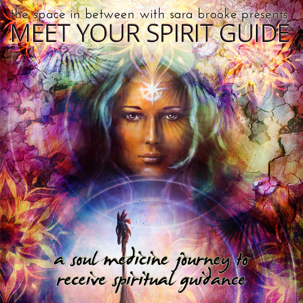 Meet Your Spirit Guide Ritual
