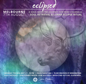 Soul Medicine Ritual Events • The Space In Between